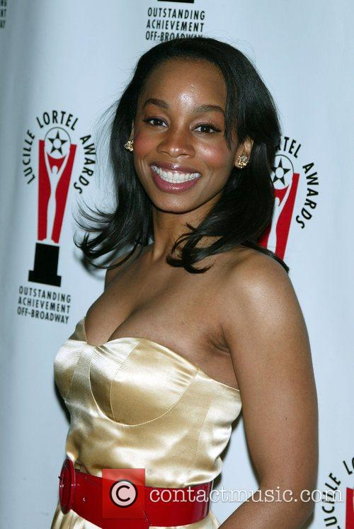 Anika Noni Rose from the film Dreamgirls The...