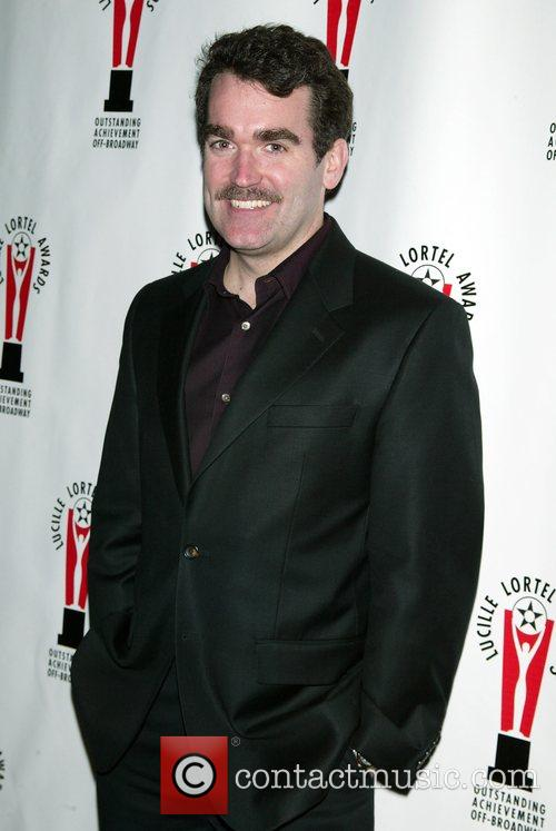 Brian d'Arcy James The 23rd Annual Lucille Lortel...