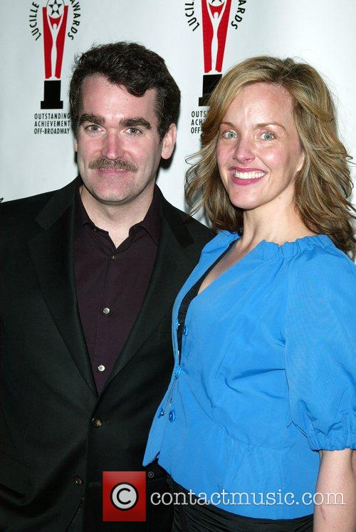 Brian d'Arcy James and Alice Ripley The 23rd...