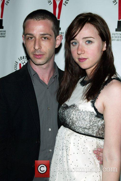 Jeremy Strong and Zoe Kazan The 23rd Annual...