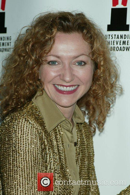 Julie White The 23rd Annual Lucille Lortel Off-Broadway...