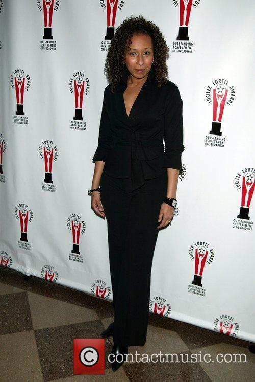 Tamara Tunie The 23rd Annual Lucille Lortel Off-Broadway...