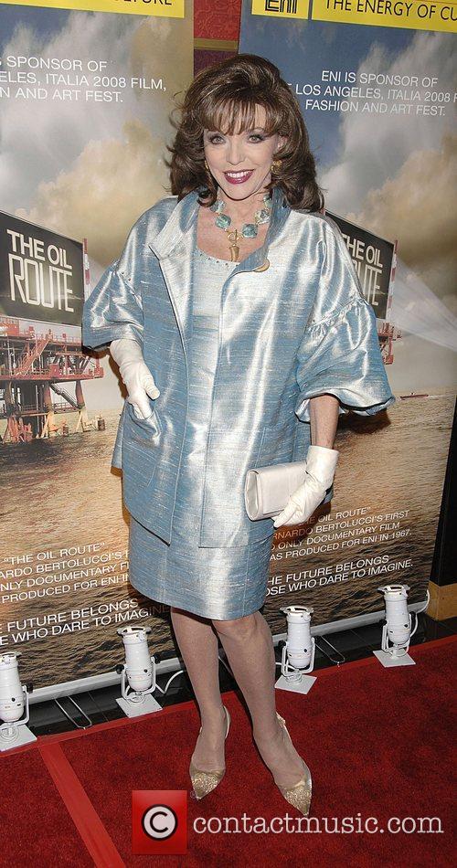 Joan Collins The 3rd Annual Los Angeles Italia...