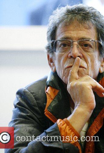 Lou Reed, Rock Singer and Photographer Lou Reed Open His Photo Exhibition Entitled ' Lou Reed's New York ' 3