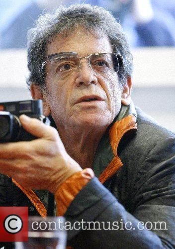 Lou Reed, Rock Singer and Photographer Lou Reed Open His Photo Exhibition Entitled ' Lou Reed's New York ' 4