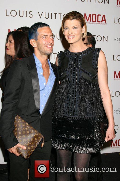 Marc Jacobs and Linda Evangelista 3