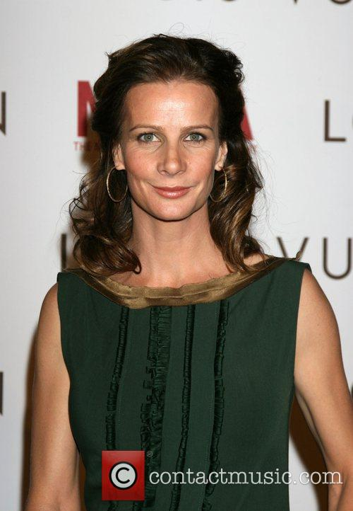 Rachel Griffiths  Murakami Exhibition at the Geffen...