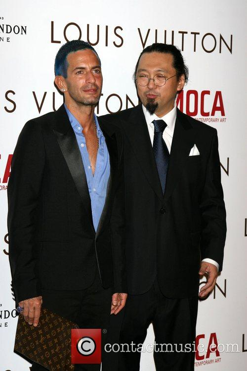 Marc Jacobs & Takashi Murakami Murakami Exhibition at...