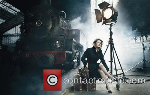 Catherine Deneuve appears in a new campaign for...