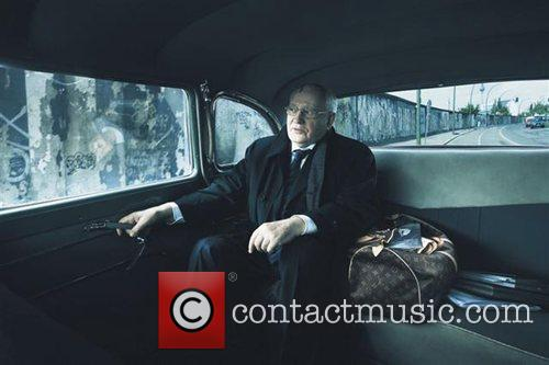 Mikhail Gorbachev appears in a new campaign for...