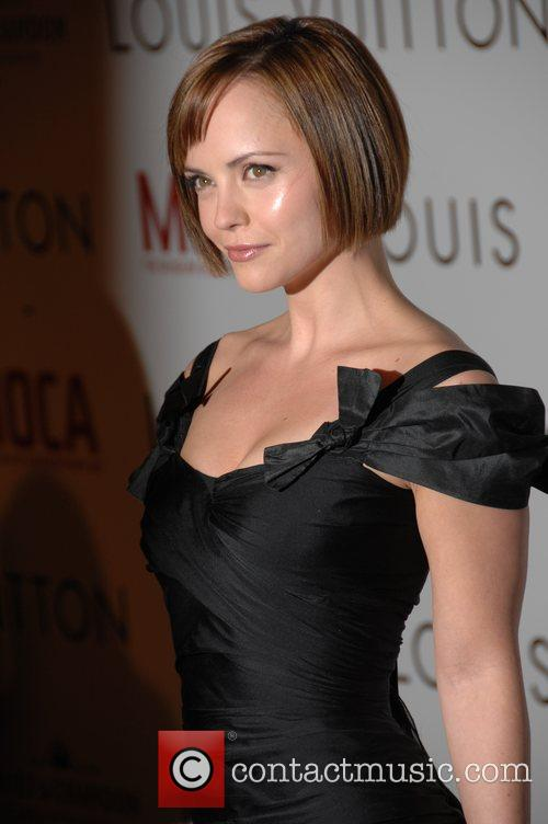 Christina Ricci Murakami Exhibition at the Geffen Contemporary...