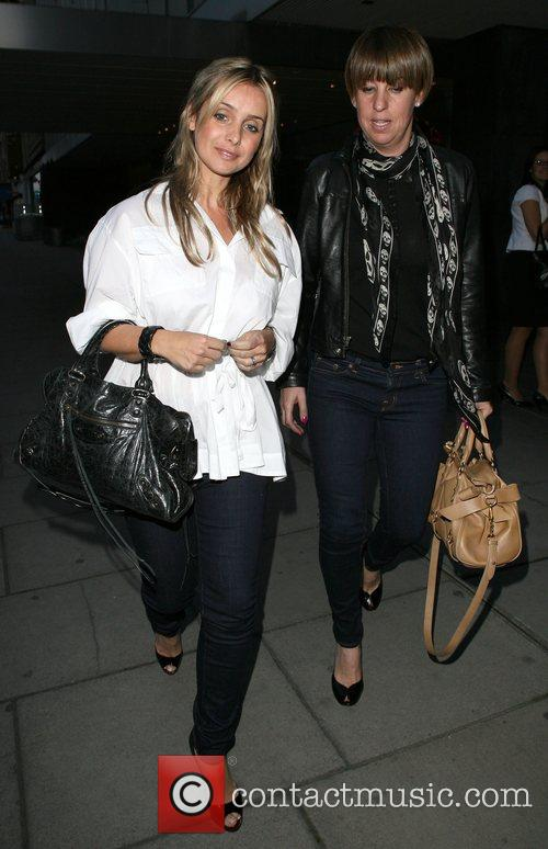 Louise Redknapp, Who Recently Announced She Is Pregnant and Leaving The Sanderson Hotel. 6
