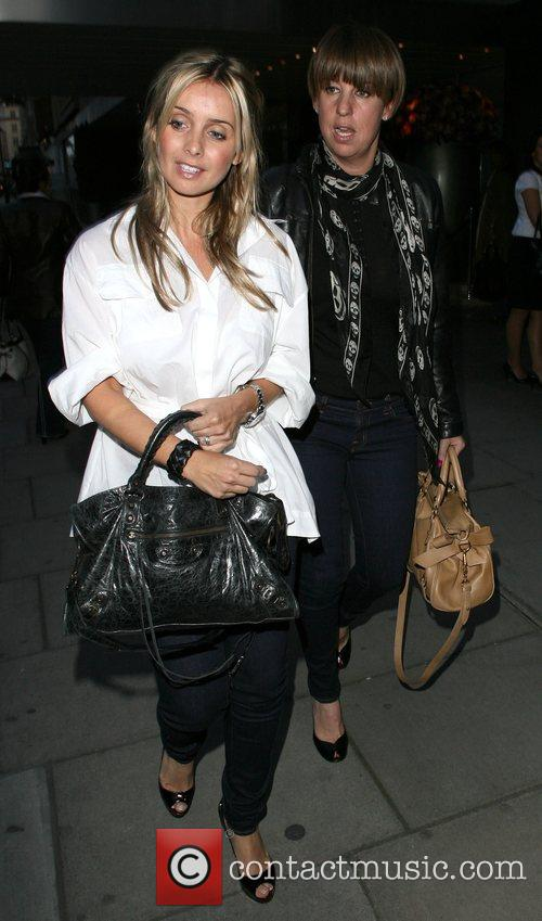 Louise Redknapp, Who Recently Announced She Is Pregnant and Leaving The Sanderson Hotel. 4