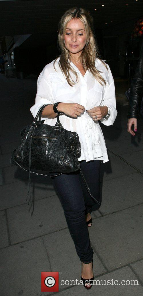 Louise Redknapp, Who Recently Announced She Is Pregnant and Leaving The Sanderson Hotel. 8