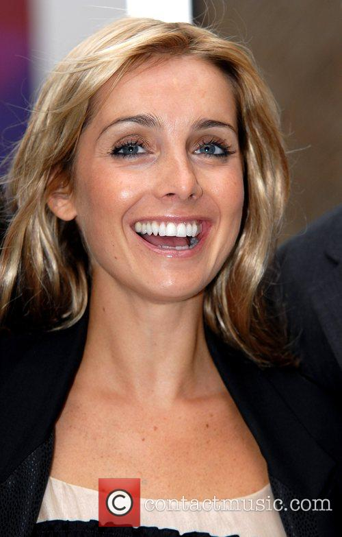 WAG and TV presenter Louise Redknapp attends a...