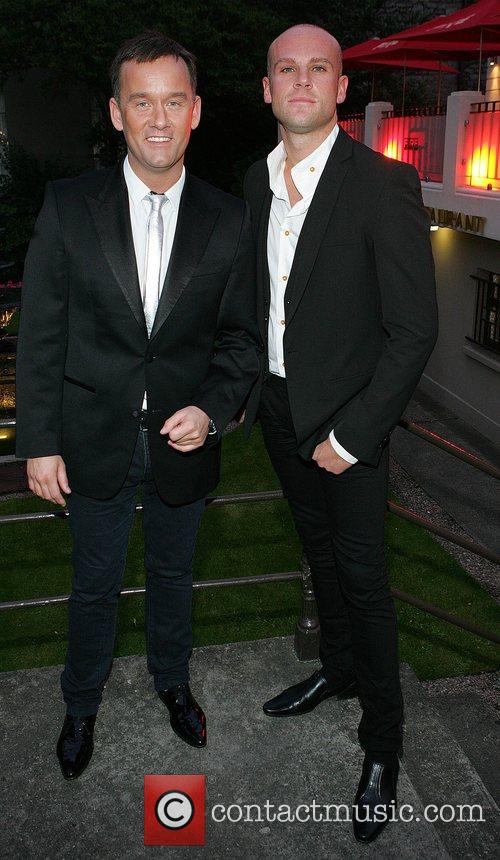 Brendan Courtney and Danny Elliot Dundrum Town Centre...