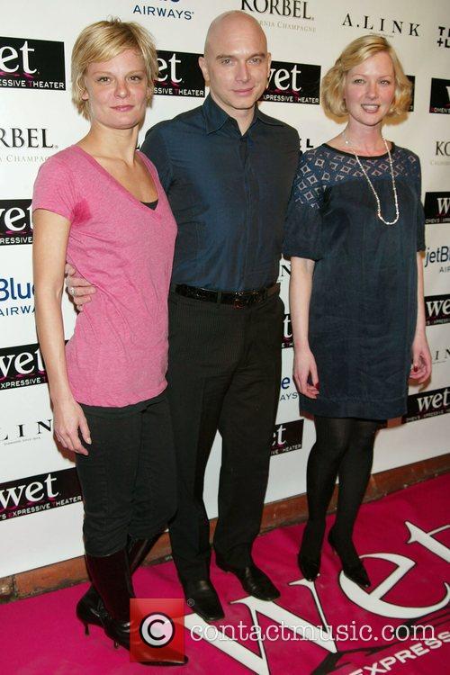 Martha Plimpton, Michael Cerveris & Gretchen Mol Women's...