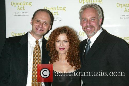 Bernadette Peters and The New World 5