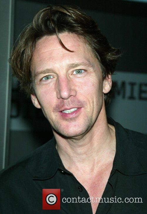 Andrew McCarthy arrive for the reading of the...