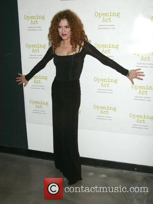 Bernadette Peters and The New World 2