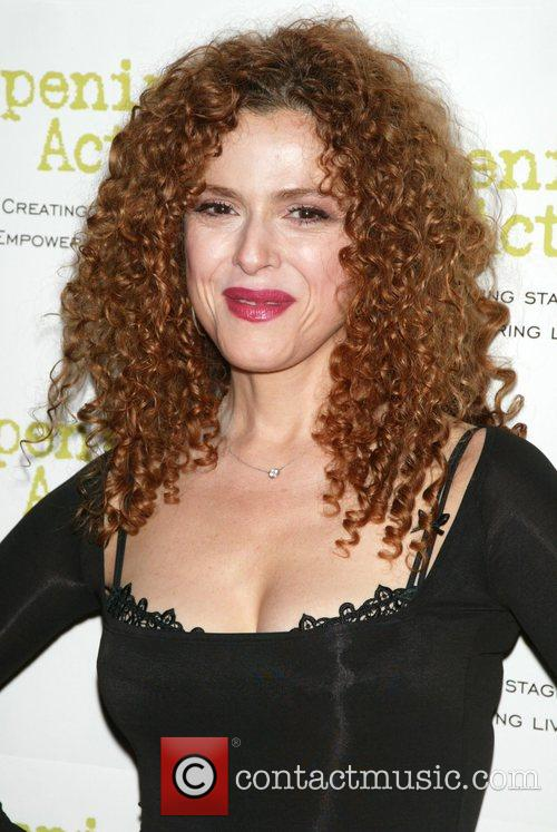 Bernadette Peters and The New World 3
