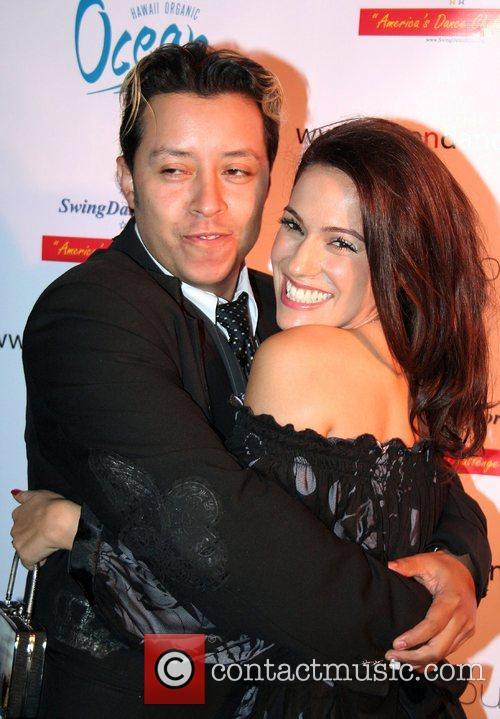 Carlos Ramirez and Christina DeRosa Love N' Dancing...