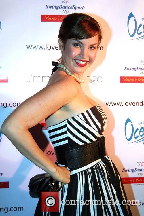 Tara Jayn Love N' Dancing Wrap Party held...