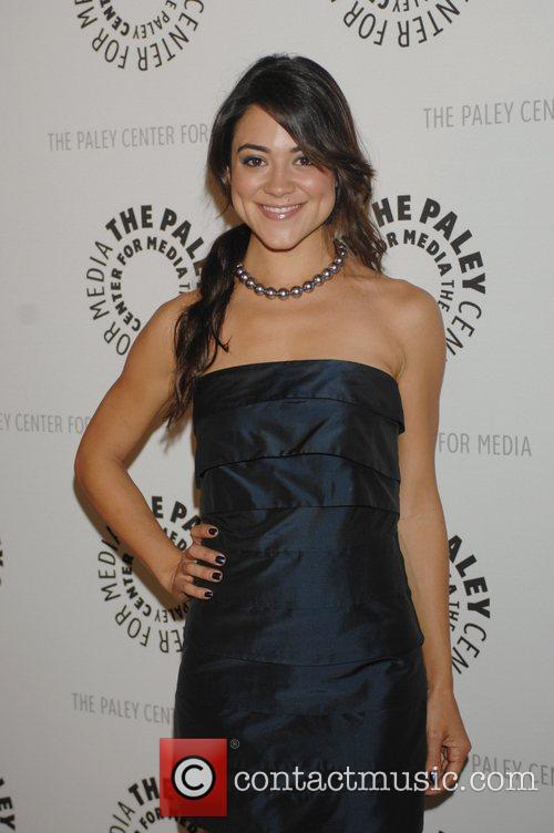 Camille Guaty and Las Vegas 8