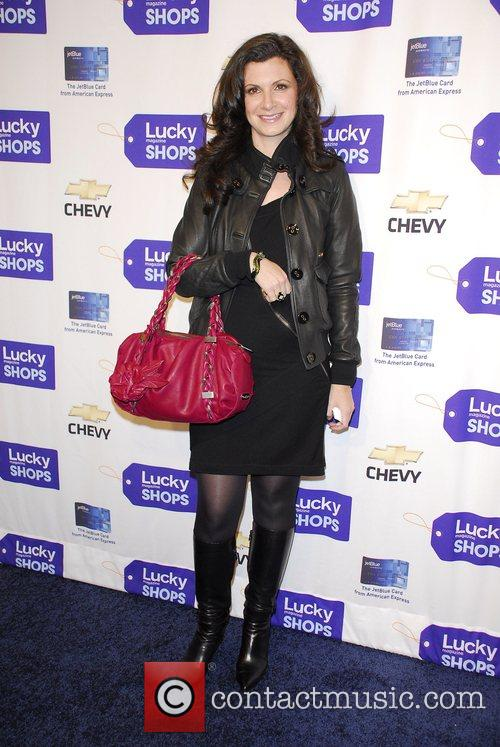 Monica Botkeir Lucky Magazine's 4th Annual Lucky Shops...