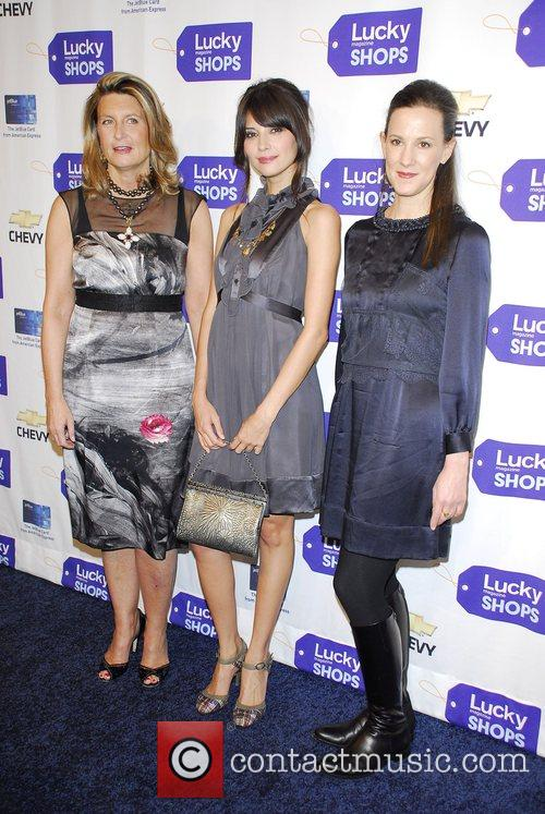 Lucky Magazine's 4th Annual Lucky Shops VIP Shopping...