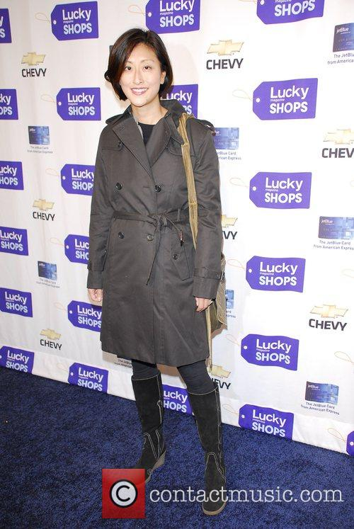 Adelina Wong Lucky Magazine's 4th Annual Lucky Shops...