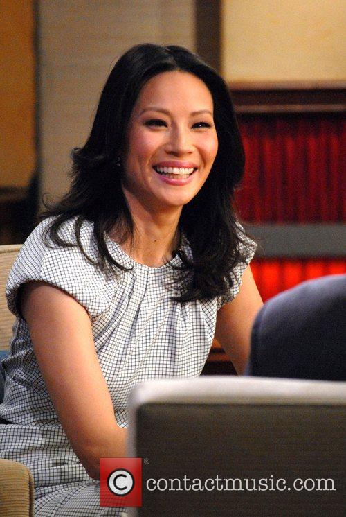 Lucy Liu discusses her new show, 'Cashmere Mafia,'...