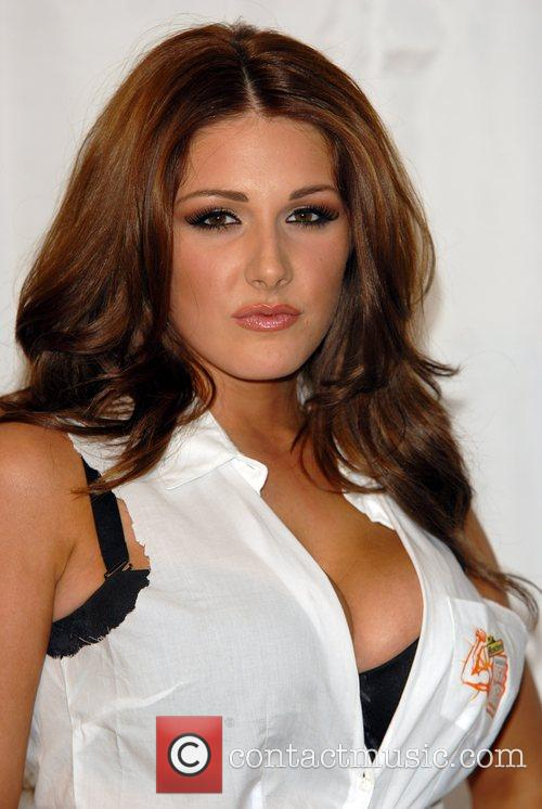 Lucy Pinder and The Music 1