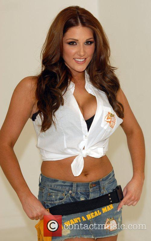 Lucy Pinder and The Music 3