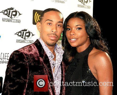 Ludacris and Gabrielle Union  Chris ' Ludacris...