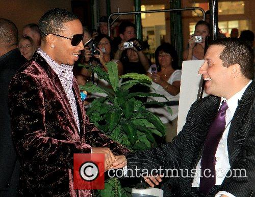 Ludacris and Alan Brown Chris ' Ludacris '...