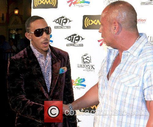 Ludacris and Steve Martorano Chris ' Ludacris '...