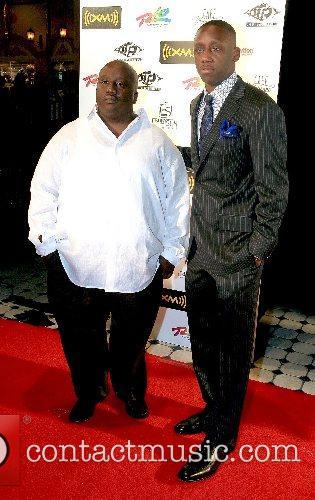 Jeff Dixon and Chaka Zulu  Chris '...