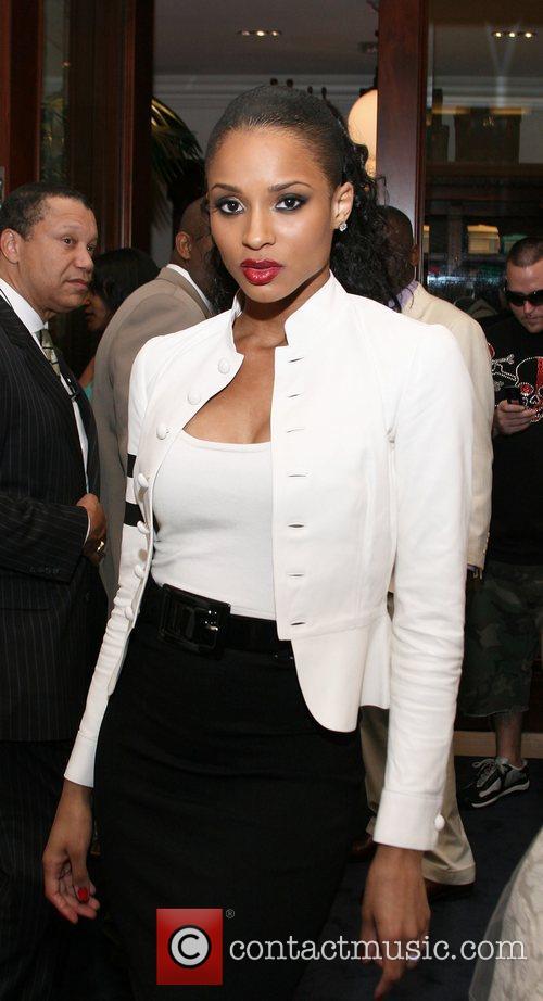 Ciara Benefit for Ludacris Foundation at Ralph Lauren,...