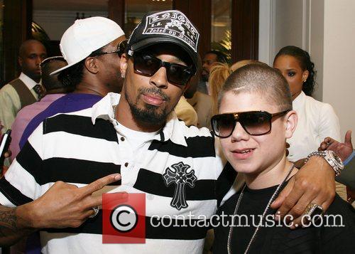Dallas Austin and Ludacris 6
