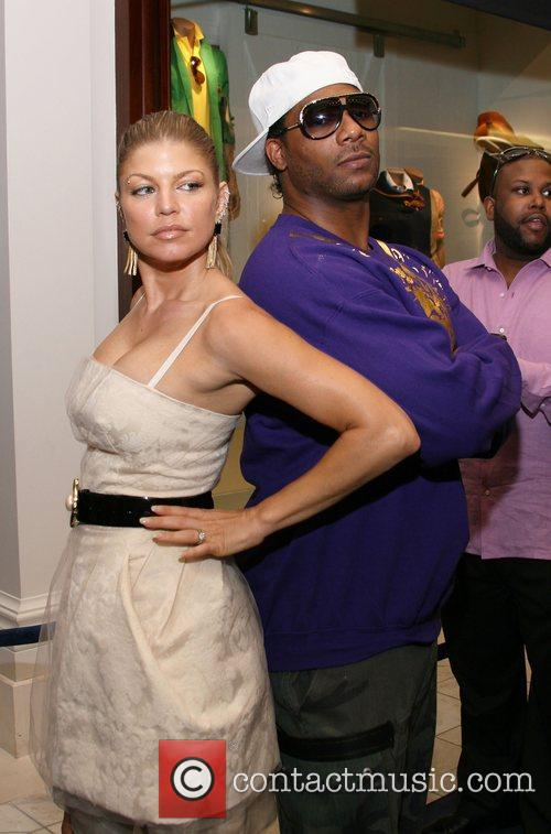 Fergie and Polow Da Don Benefit for Ludacris...
