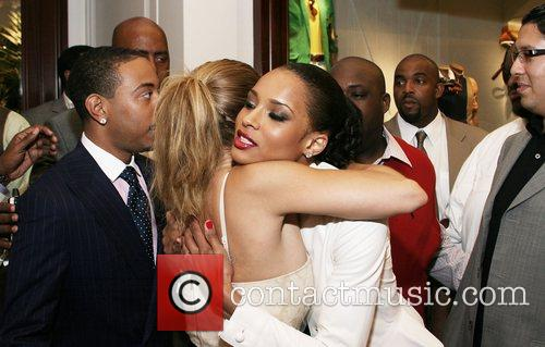 Benefit for Ludacris Foundation at Ralph Lauren, Atlanta's...