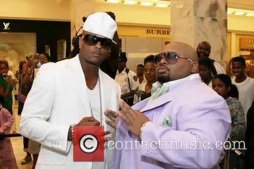 Jazze Pha and Ludacris