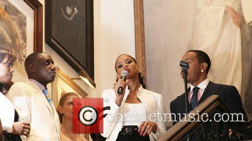 DTP CEO Chaka Zulu, Fergie, Ciara and Rapper...
