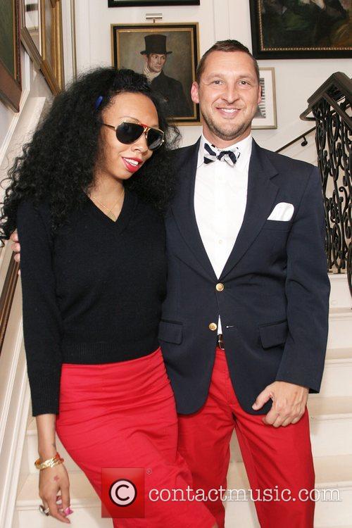 Zoe No'l and Taylor Ware Benefit for Ludacris...