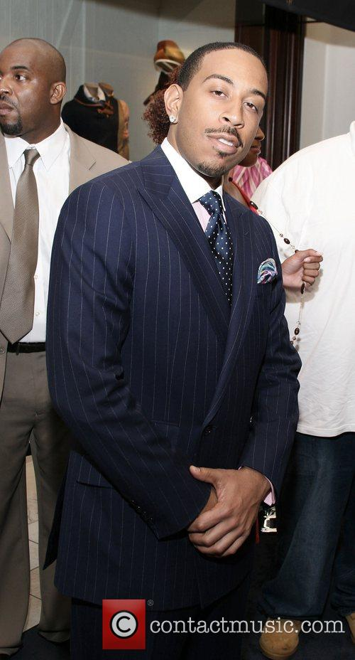 Rapper Ludacris Benefit for Ludacris Foundation at Ralph...