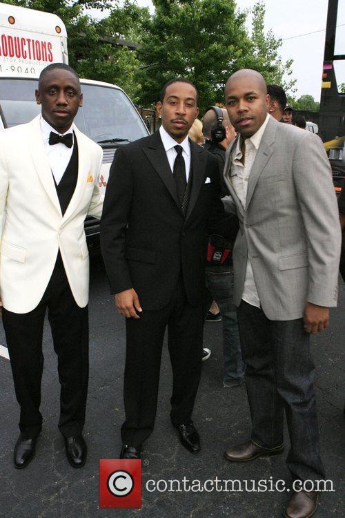 Chaka Zulu, Chris Ludacris' Bridges and D-Nice The...