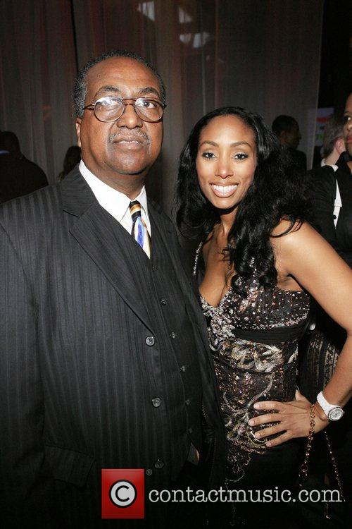 Charles Steele, President SCLC, and Michele Murray The...