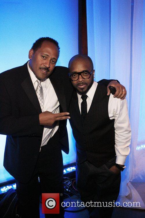 Frank Ski and Jermaine Dupri  The Ludacris...