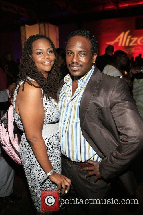 Kristi Henderson and Deryck Thompson The Ludacris Foundation...